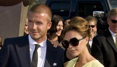 Posh says Americans treat the Beckhams like Disney characters