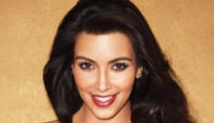 Blasphemy: Kim Kardashian interviews Elizabeth Taylor for Harper's Bazaar