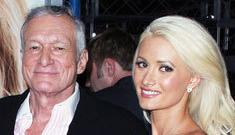 Was Hugh Hefner dumped by Holly Madison?
