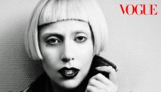 Lady Gaga's Testino/Vogue photo shoot: ridiculous or strangely beautiful?