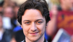 James McAvoy talks about kinky gnomes & going commando under his kilt