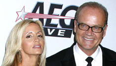 Kelsey and Camille Grammer officially divorced, Kelsey free to marry Feb. 25