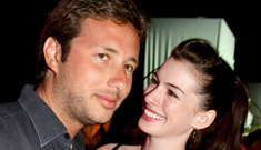 Anne Hathaway's ex pleads guilty to charges