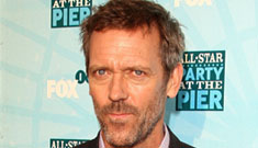 Hugh Laurie's family to move to LA; gets $17.5 mill contract for 'House'