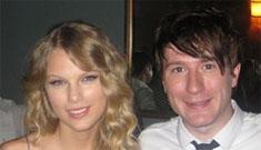 Taylor Swift's latest publicity stunt non-romance