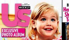 Anna Nicole's Mini-Me on the cover of US for her 2nd birthday