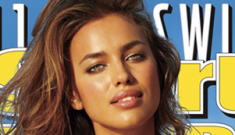 Irina Shayk is the new Sports Illustrated: Swimsuit Edition cover girl