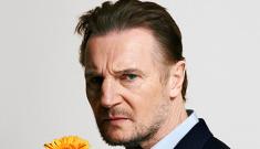 Liam Neeson discusses Natasha Richardson's death at length with Esquire