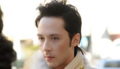 """Johnny Weir is magnificent: """"I have a mullet, and I own it and love it"""""""