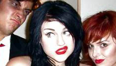 Frances Bean Cobain has suicide-themed 16th birthday party