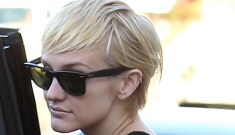 Ashlee Simpson is a drunk mess that hangs out with skaters until dawn