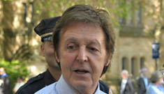 """Paul McCartney is called an """"enemy of all Muslims,"""" is a possible terror target"""