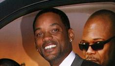 Will Smith still denying he's a Scientologist; speaks with Anonymous
