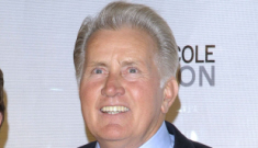 """Martin Sheen is supporting Charlie at this time """"with prayer"""""""