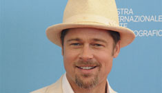 Brad Pitt donates $100,000 to support same-sex marriage