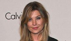 Ellen Pompeo gives the requisite celebrity fertility update