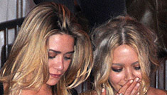 The Olsen twins are fighting over their businesses
