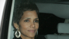 Olivier Martinez isn't leaving Halle Berry anytime soon