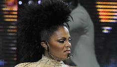 Janet Jackson grabbed audience member's crotch on stage