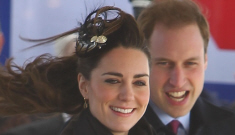 """Kate Middleton's first, official royal outing is deemed a """"success"""" (video!)"""