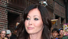 Shannen Doherty booted from 90210 for bad behavior – again