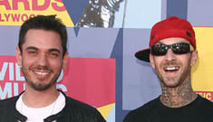 DJ AM and Travis Barker expected to make full recovery