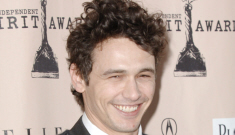 Oscars Open Post: Hosted by James Franco's Chin Pimple