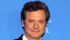 Best Actor Oscar goes to… Colin Firth!  Yay!
