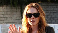 Lindsay Lohan wants to buy an apartment in the Dakota