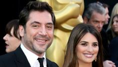 Oscar Fashion: Penelope Cruz & Javier Bardem are muy caliente