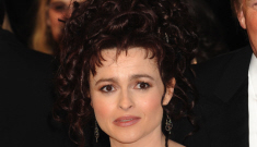 Oscar Fashion: Helena Bonham Carter isn't kooky enough in Colleen Atwood