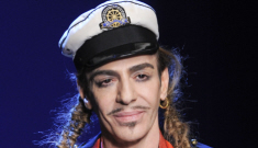 "John Galliano, drunk anti-Semite: ""I love Hitler"""