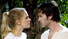 Anna Paquin dating co-star Stephen Moyer