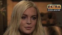 "Lindsay Lohan: ""I miss being on set – I really do miss it"""
