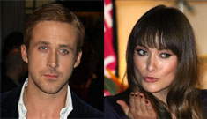 Ryan Gosling & Olivia Wilde go on a fishy date in   Cincinnati