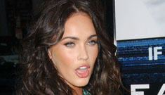 Megan Fox's mom says the lesbian stripper story could be made up