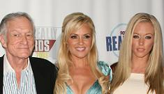 Hef is ending the show and his relationships with Kendra and Bridgett