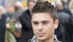 Enquirer: Zac Efron was totally holding hands with a dude
