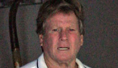 Ryan O'Neal does drugs with his son & hires him hookers