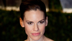 Hilary Swank's five-year relationship is falling apart