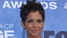 Halle Berry in Pucci at the NAACP Awards: gorgeous or tacky?
