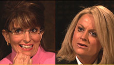 Tina Fey plays Sarah Palin again on Saturday Night Live