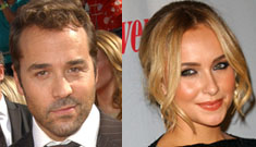 Jeremy Piven struck out with Hayden Panettiere