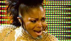 Jermaine Dupri puked in Janet Jackson's lap at his birthday party