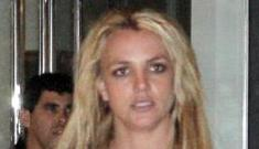 Britney's first radio interview in NYC; says she's planning worldwide tour