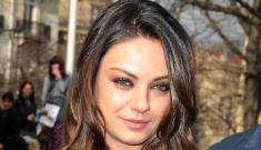 Mila Kunis & the cool girls choose Miu Miu over Chanel