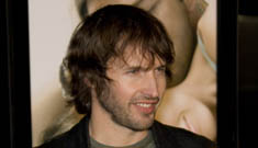 James Blunt offers to stop singing for the right price