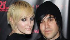 """Ashlee Simpson's """"revenge romance"""" with ex Pete Wentz's friend"""
