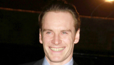 Michael Fassbender sexes up a screening of 'Jane Eyre'