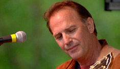 Kevin Costner releases a country music album